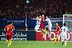 China PR vs Uzbekistan during their 2018 FIFA World Cup Russia Final Qualification Round Group A match on 31 August 2017, at Wuhan Sports Centre Stadium, in Wuhan, China. Photo by Yu Chun Christopher Wong / Power Sport Images