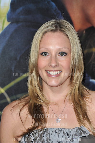 "Deja Kreutzberg at the world premiere of ""Dear John"" at Grauman's Chinese Theatre, Hollywood..February 1, 2010  Los Angeles, CA.Picture: Paul Smith / Featureflash"