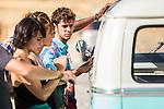 "Spanish actor Eduardo Casanova during the filming of the movie "" Senor, dame paciencia"" directed by Alvaro Diaz. September 06, 2016. (ALTERPHOTOS/Rodrigo Jimenez)"