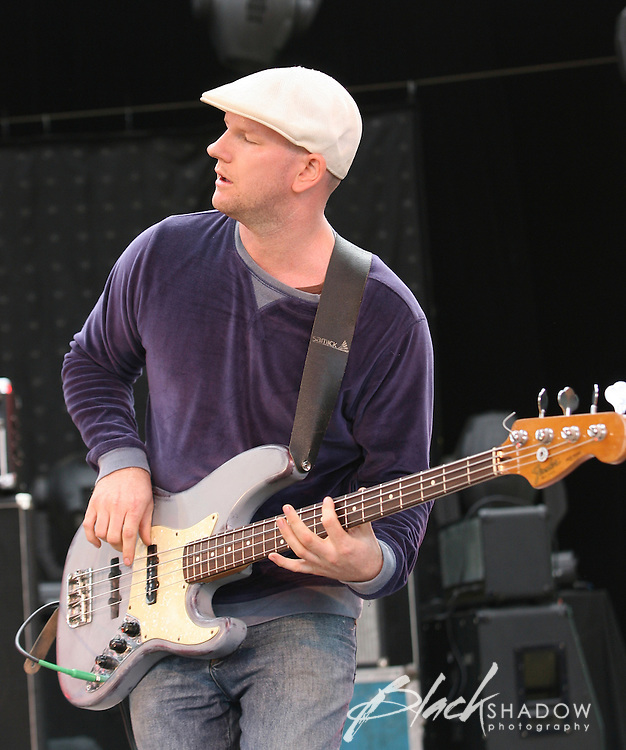 Eddy Current Suppression Ring performing at the 2007 Golden Plains Festival
