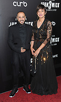 "NEW YORK, NY - MAY 09: Aissam Bouali  attends the ""John Wick: Chapter 3"" world premiere at One Hanson Place on May 9, 2019 in New York City.     <br /> CAP/MPI/JP<br /> ©JP/MPI/Capital Pictures"