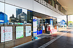 A general view of Kinokuniya Shinjuku Minamiten (South Store) on May 23, 2016, Tokyo, Japan. The bookstore announced that it will significantly reduce the floor space at it's flagship store keeping only the 6th floor, out of 8, open after the end of July. Kinokuniya Shinjuku Minamiten opened in 1996 as the country's largest bookstore near to the busy South Exit of JR Shinjuku Station. (Photo by Rodrigo Reyes Marin/AFLO)