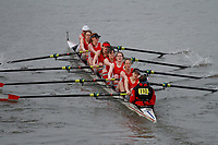 Crew: 110 Sheffield, City Of, Rowing Club B<br /> <br /> Women's Head of the River (WeHoRR) 2017<br /> <br /> To purchase this photo, or to see pricing information for Prints and Downloads, click the blue 'Add to Cart' button at the top-right of the page.