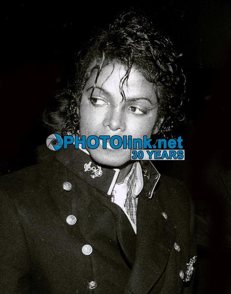 Michael Jackson Undated<br /> Photo By John Barrett/PHOTOlink