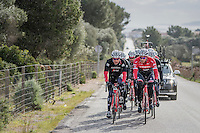 Team Trek-Segafredo winter training camp <br /> <br /> january 2017, Mallorca/Spain