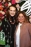 Jordan Roth and  Anna Deavere Smith attends The American Theatre Wing's 2019 Gala at Cipriani 42nd Street on September 16, 2019 in New York City.