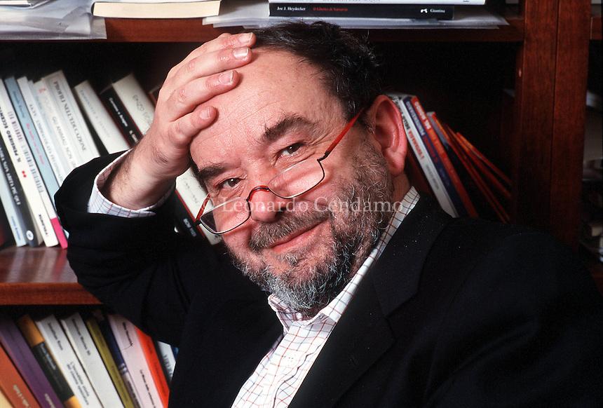 2000: ENRICO DEAGLIO © Leonardo Cendamo