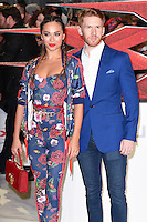 "Katya and Neil Jones<br /> at the ""xXx: Return of Xander Cage"" premiere at O2 Cineworld, Greenwich , London.<br /> <br /> <br /> ©Ash Knotek  D3216  10/01/2017"