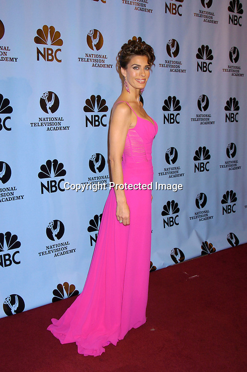 Kristian Alfonso ..at the Daytime Emmy Awards on May 21, 2004 in the Press Room at Radio City Music Hall...Photo by Robin Platzer, Twin Images