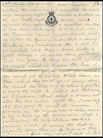 BNPs.co.uk (01202 558833)<br /> Pic: IAALtd/BNPS <br /> <br /> ***Use Full Byline***<br /> <br /> Page twenty-one of Edward VIII letter. <br /> <br /> A remarkable letter written by controversial monarch Edward VIII that exposes him as an ungrateful, sexist and racist prince has come to light.<br /> The Prince of Wales, who later became the first King to voluntarily abdicate, told of the 'miserable and loathsome' time he was having on a Caribbean cruise.<br /> He visited Barbados in 1920 in what was supposed to be a diplomatic trip of the British Empire but he described the tropical paradise as a 'bum place'.<br /> The Royal reported the local scenery as being 'ugly' and he found the 'coloured population' to be 'revolting'.<br /> The letter is being sold on Saturday in London.