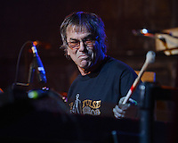 FORT LAUDERDALE FL - OCTOBER 17 : Mickey Hart performs at Revolution on October 17, 2012 in Fort Lauderdale, Florida. Credit: mpi04/MediaPunch Inc. /NortePhoto