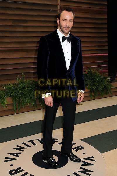 02 March 2014 - West Hollywood, California - Tom Ford. 2014 Vanity Fair Oscar Party following the 86th Academy Awards held at Sunset Plaza.  <br /> CAP/ADM/BP<br /> &copy;Byron Purvis/AdMedia/Capital Pictures
