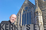 VOCATIONS: Assistant Director of Vocations for the Diocese of Kerry, Fr Michael Moynihan at the Church of St Stephen and St John in Castleisland.