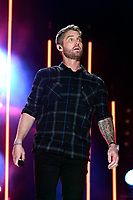 08 June 2019 - Nashville, Tennessee - Brett Young. 2019 CMA Music Fest Nightly Concert held at Nissan Stadium. <br /> CAP/ADM/DMF<br /> ©DMF/ADM/Capital Pictures