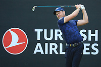 Danny Willett (ENG) during the second round of the Turkish Airlines Open, Montgomerie Maxx Royal Golf Club, Belek, Turkey. 08/11/2019<br /> Picture: Golffile | Phil INGLIS<br /> <br /> <br /> All photo usage must carry mandatory copyright credit (© Golffile | Phil INGLIS)
