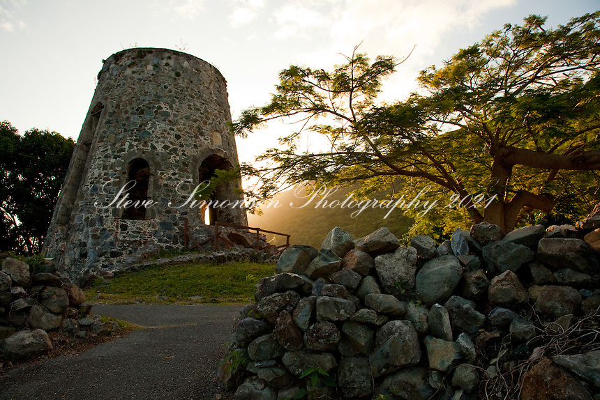 Annaberg Sugar Plantation Ruins<br /> Virgin Islands National Park<br /> St. John, U.S. Virgin Islands