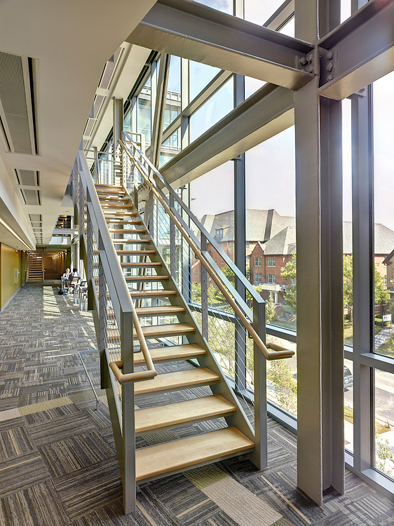 Williams Hall at The Ohio State University | Architect: Acock Associates