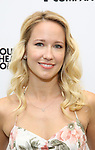 Anna Camp attends the press photo call for the Roundabout Theatre Company's production of  'Time and the Conways' at The Roundabout Theatre Studios on August 24, 2017 in New York City.