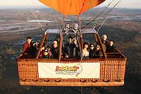 20150727 July 27 Hot Air Balloon Gold Coast