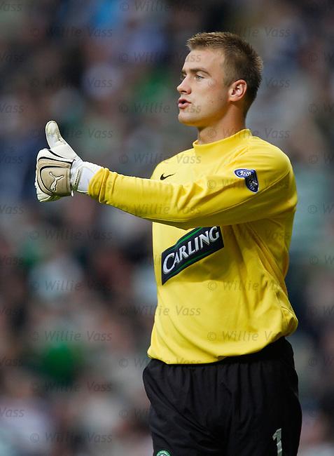 Artur Boruc, Celtic.stock season 2005-2006.pic willie vass