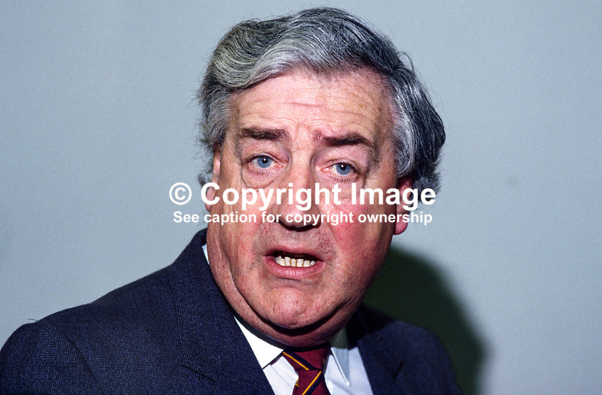 Cecil F Kennedy, architect, Belfast, N Ireland, 19850024CFK<br />