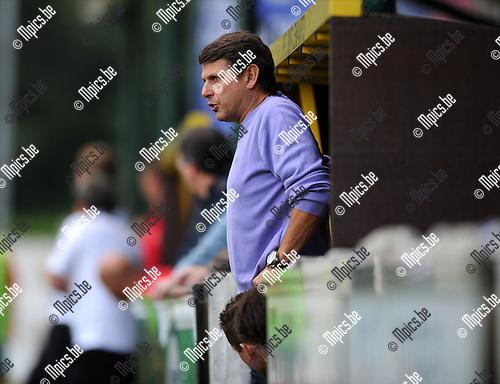2011-07-28 / Voetbal / seizoen 2011-2012 / Sint Lenaarts / Dirk Van Rillaer..Foto: mpics