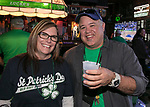 Erin and Dean on St. Patrick's Day in Reno on Friday, March 17, 2017.