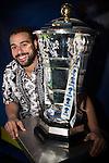 © Joel Goodman - 07973 332324 . 31 August 2013 . Rochdale , UK . Michael Ratu III of the Rochdale Hornets Rugby League club . The Rochdale Feel Good Festival . Photo credit : Joel Goodman