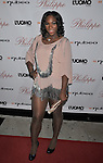 WEST HOLLYWOOD, CA. - October 12: Serena Williams arrives at the opening celebration for Philippe West Hollywood on October 12, 2009 in Los Angeles, California.