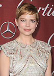 Michelle Williams  attends the 2012 Palm Springs International Film Festival Awards Gala held at The Palm Springs Convention Center in Palm Springs, California on January 07,2012                                                                               © 2012 Hollywood Press Agency