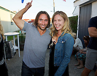 Adam Rosante, Kate Rosante / Cynthia Rowley, Pret a Surf, Sleepy Jones and Grass Root Juices Summer Cocktail Party
