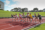 St Cuthbert's Middle School Athletics, Mt Smart Stadium Auckland. 15 November 2019 Photograph by Greg Bowker/BW Media
