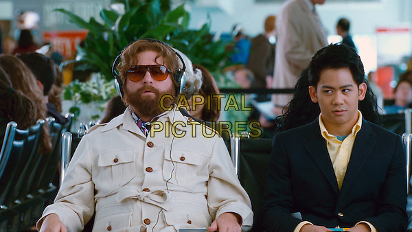 ZACH GALIFIANAKIS & MASON LEE.in The Hangover Part II .two 2.*Filmstill - Editorial Use Only*.CAP/FB.Supplied by Capital Pictures.