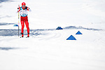 Keiichi Sato (JPN), <br /> MARCH 17, 2018 - Cross-Country Skiing : <br /> Men's Classical 10km Standing <br /> at Alpensia Biathlon Centre <br /> during the PyeongChang 2018 Paralympics Winter Games in Pyeongchang, South Korea. <br /> (Photo by Sho Tamura/AFLO SPORT)