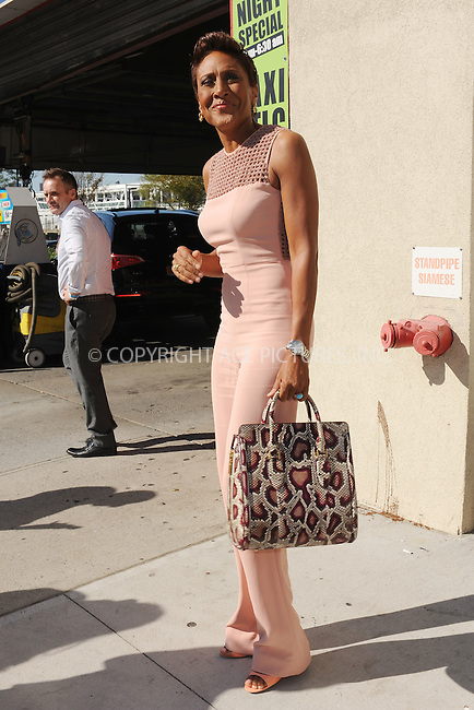 WWW.ACEPIXS.COM<br /> September 15, 2015 New York City<br /> <br /> Robin Roberts attending the KIA STYLE360 Hosts Serena Williams Signature Collection By HSN on September 15, 2015 in New York City.<br /> <br /> Credit: Kristin Callahan/ACE Pictures<br /> <br /> Tel: (646) 769 0430<br /> e-mail: info@acepixs.com<br /> web: http://www.acepixs.com