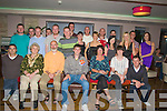 BIRTHDAY; Alan Sheehy of Kileen Road, Tralee who celebrated his 21st birthday with his family and friends in the Abbey Inn, Tralee on Friday night..