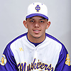 Ryan Reteguiz of Central Islip poses for a portrait during Newsday's varsity baseball season preview photo shoot at company headquarters on Saturday, March 18, 2017.