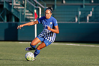 Rochester, NY - Friday June 24, 2016: Boston Breakers forward Kyah Simon (17) during a regular season National Women's Soccer League (NWSL) match between the Western New York Flash and the Boston Breakers at Rochester Rhinos Stadium.
