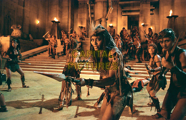 SHERRI HOWARD.in The Scorpion King (2002).*Filmstill - Editorial Use Only*.Ref: FB.Supplied by Capital Pictures.sales@capitalpictures.com.www.capitalpictures.com.