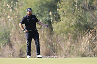 Shane Lowry (IRL) during the final round of the Turkish Airlines Open, Montgomerie Maxx Royal Golf Club, Belek, Turkey. 10/11/2019<br /> Picture: Golffile | Phil INGLIS<br /> <br /> <br /> All photo usage must carry mandatory copyright credit (© Golffile | Phil INGLIS)