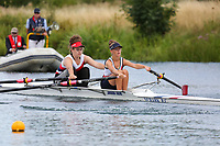 Race: 113  W.J15.2x  Heat 2<br /> <br /> Peterborough Summer Regatta 2018 - Saturday<br /> <br /> To purchase this photo, or to see pricing information for Prints and Downloads, click the blue 'Add to Cart' button at the top-right of the page.