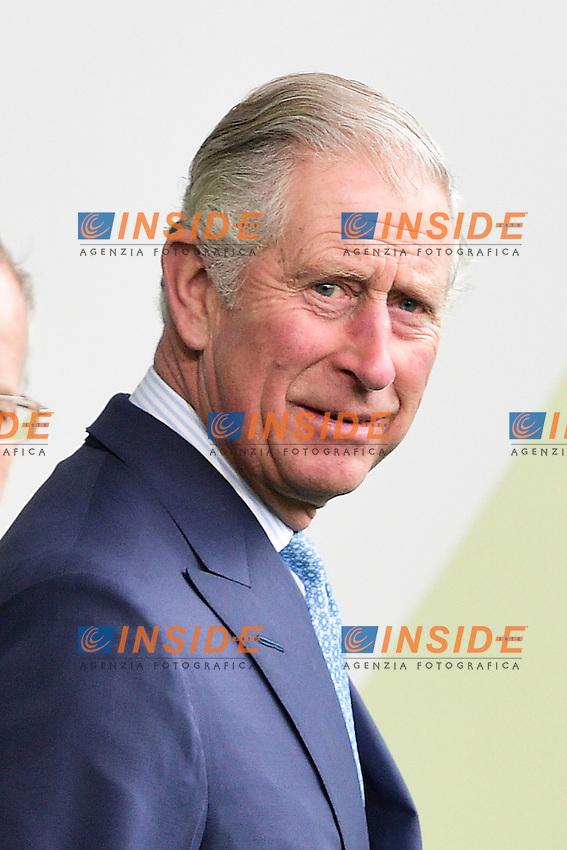 Carlo Principe del Galles<br /> Parigi 30-11-2015 <br /> COP21 Conferenza sui cambiamenti Climatici Paris Climate Conference <br /> Foto JB Autissier Panoramic / Insidefoto