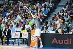 Real Madrid's player Rudy Fernandez during Liga Endesa 2015/2016 Finals 3rd leg match at Barclaycard Center in Madrid. June 20, 2016. (ALTERPHOTOS/BorjaB.Hojas)