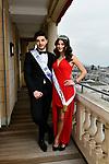 25.02.2018 a Lausanne - MISS & MISTER SUISSE ROMANDE 2018. Margaux Matthey & Lirim Ramosaj. Photo Darrin Vanselow LMS 2018