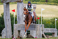 AUS-Sam Griffiths rides Freestyler during the Cross Country for the CCI3*-S Section A. 2019 GBR-Barbury Castle International Horse Trial. Wiltshire, Great Britain. Saturday 6 July. Copyright Photo: Libby Law Photography