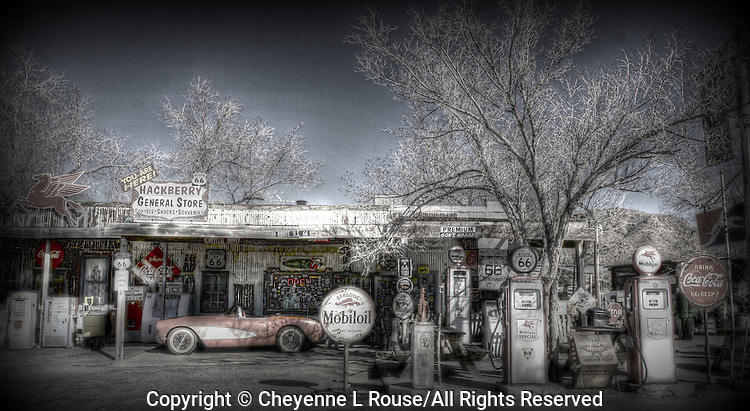 Hackberry General Store - Route 66 - Arizona