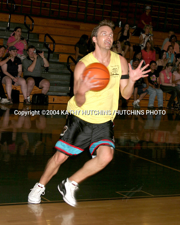 "©2004 KATHY HUTCHINS /HUTCHINS PHOTO.SOAP STARS HOOP IT UP FOR 14TH ANNUAL."" DAYS OF OUR LIVES "" CELEBRITY BASKETBALL TOURNAMENT BENEFITING PASADENA RONALD MCDONALD HOUSE.SOUTH PASADENA, CA    JUNE 6, 2004"