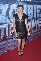 Lindsay Shaw at the premiere of SyFy TV-Film Zombie Tidal Wave at the Garland Hotel in Los Angeles, California August 12, 2019. Credit: Action Press/MediaPunch ***FOR USA ONLY***