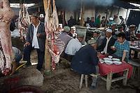 Kashi, Xinjiang Province, May 2014 - Bazaar