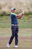 Mark Brown. Day One of the Rebel Sport Golf Masters. Wainui Golf Course, Auckland, New Zealand. Thursday 11 January 2018. Photo: Simon Watts/www.bwmedia.co.nz